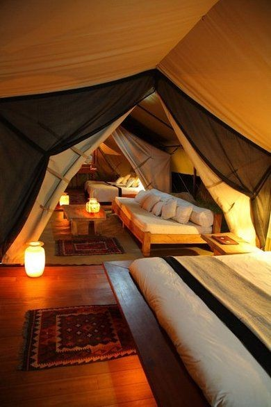 Attic converted to year round camp indoors — perfect for parties, sleepovers, o
