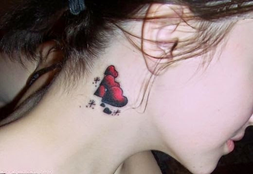 50 Back Neck Tattoos (15)
