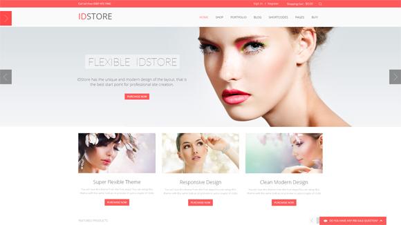 40 contoh template e-commerce wordpress bagus-bagus – WaroengWeb ...