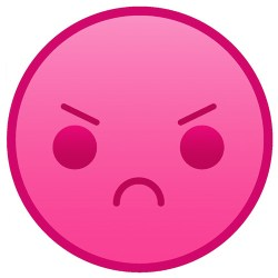 Angry-Magenta