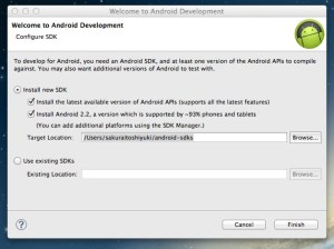 Welcome to Android Development