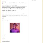 Toriola Abass is an Internet Scammer in Nigeria (1)