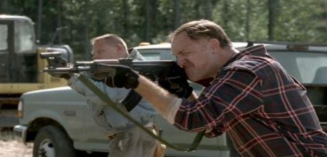 Tobin The Walking Dead 4