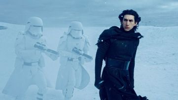 Neil Bishop First Order Snowtrooper Star Wars The Force Awakens