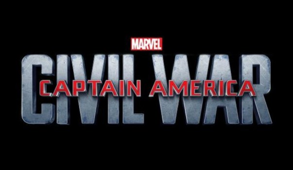 New Captain America Civil War Logo