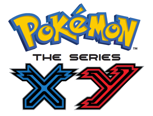 Pokemon The Series XY Logo