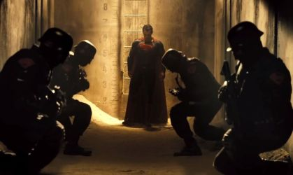 Superman's Soldiers Batman v Superman Dawn of Justice