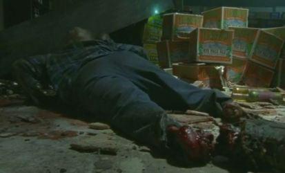Cracked Face Walker The Walking Dead Daniel Cloy