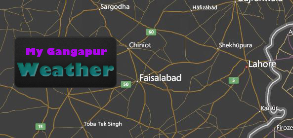 Gangapur Weather Forecast of Today and Next Week