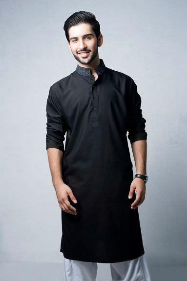 Latest Bonanza Kurta Salwar Suit Design for Men (2)