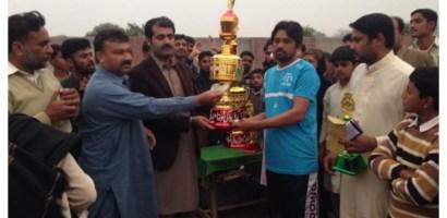 Sufi Noor Hussain Tahiri's Hockey Tournament Pictures In Gangapur