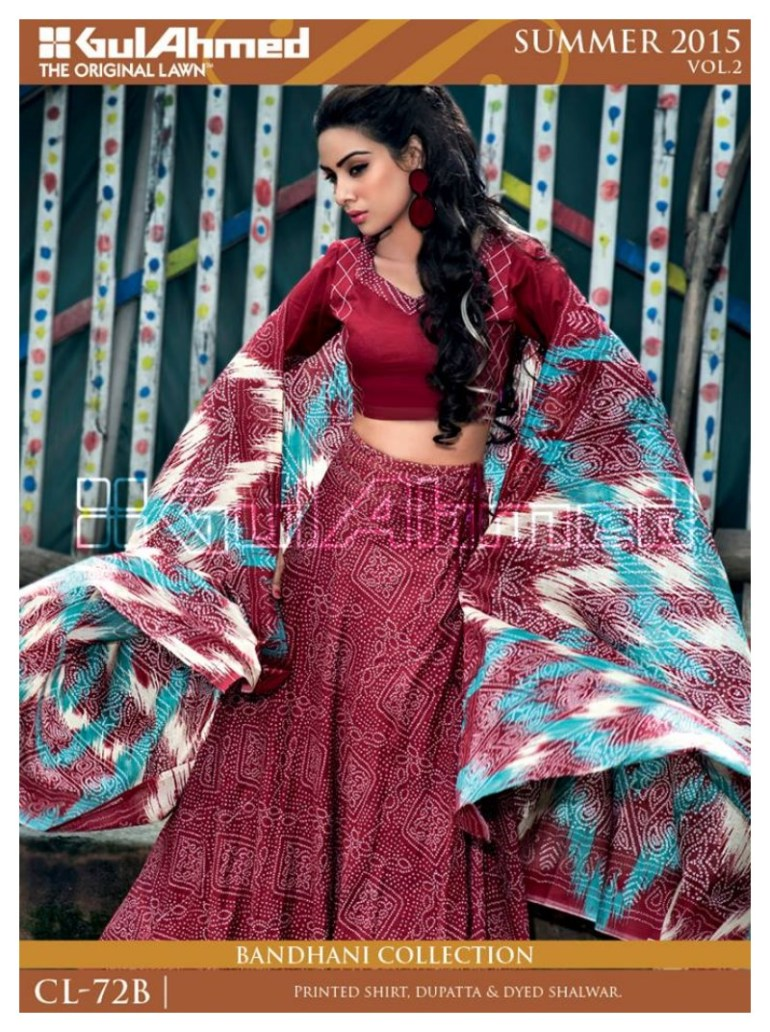Latest Lawn collection 2015