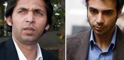 Salman and  M. Asif out of international cricket Next year