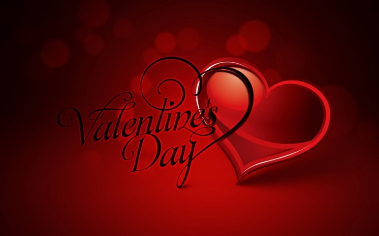 Best Valentines Day 2016 HD Wallpaper for Background