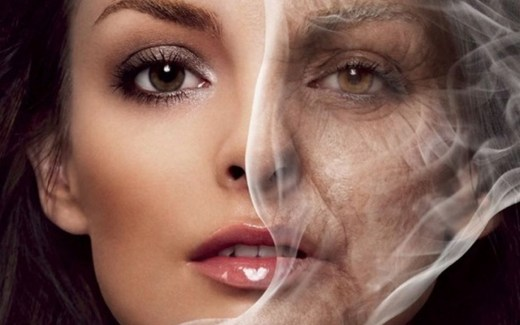 The Smoking and its effects on the skin
