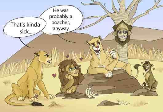 liongraphic