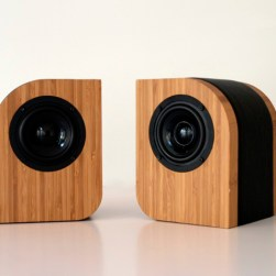 Serene Audio Pebble Active caramel / black