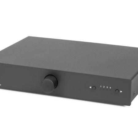 Stereo Box S Phono black