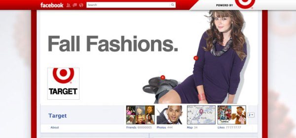 18 unique and creative facebook timeline profile designs 151 40 Creative Examples of Facebook Timeline Designs