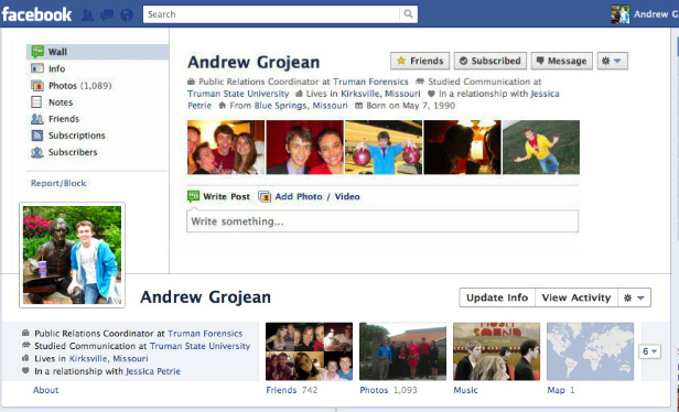 andrew1 The Best Facebook Timeline Cover Designs