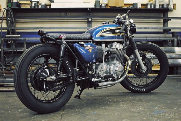 1975 honda cb7501 30 Beautifully Designed Motorcycles