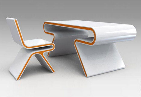 office offbeat interior design. office offbeat interior design ultramodern desk chair set f