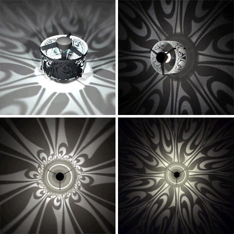 pattern-light-fixture