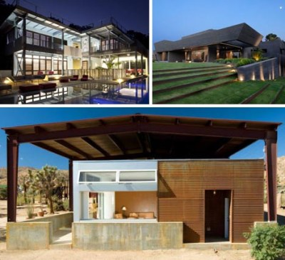 Stylish And Sustainable: 8 Modern Eco-Friendly Homes ...