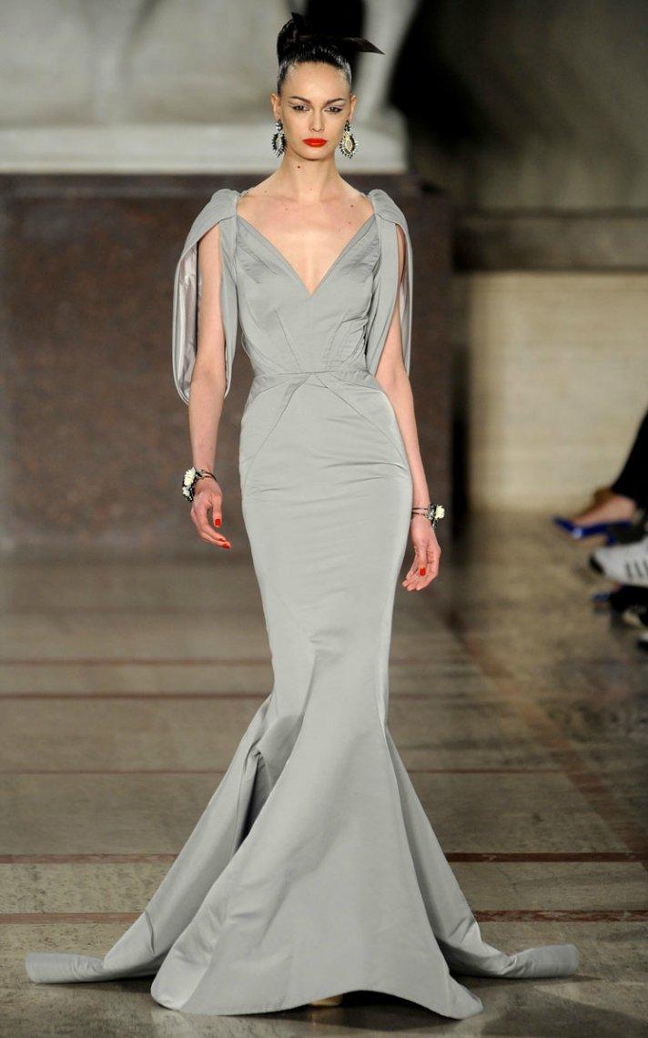 fall rtw favorites for brides zac posen wedding dresses wedding dress inspiration by Zac Posen