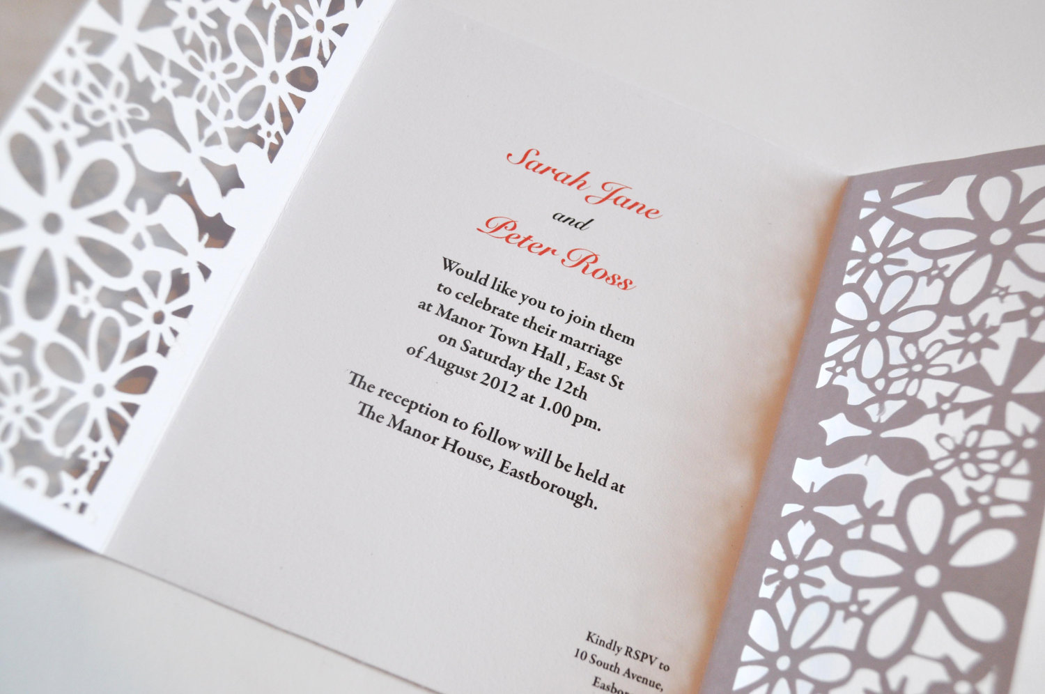 wedding invitations laser cut sydney laser cut wedding invitations Laser Cut Wedding Invites Source Wedding Invitations Melbourne West
