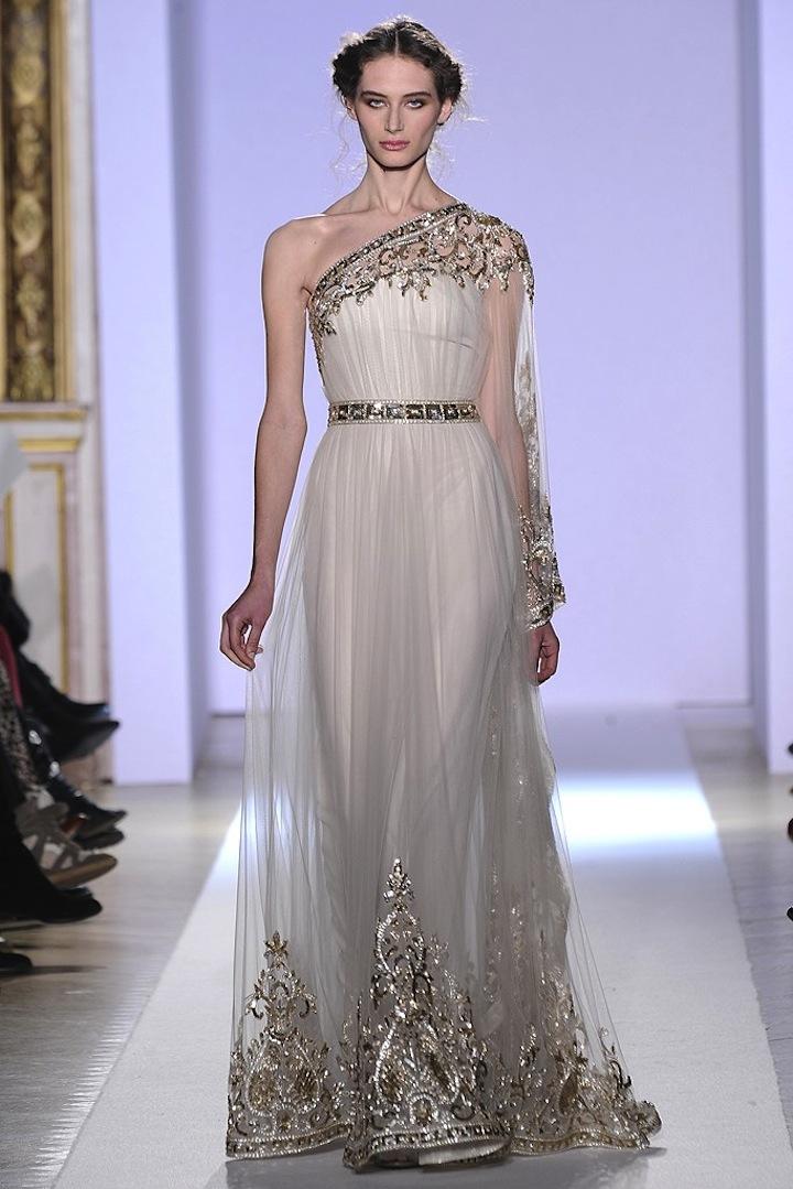 2013 couture wedding dress inspiration from Zuhair Murad ...