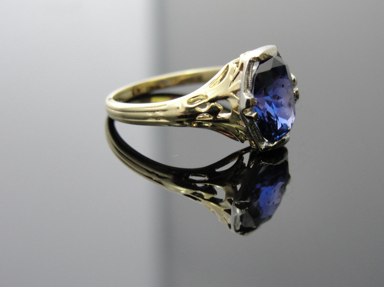art deco wedding rings art deco wedding ring Light Blue Sapphire Halo Engagement Rings Art nouveau blue sapphire