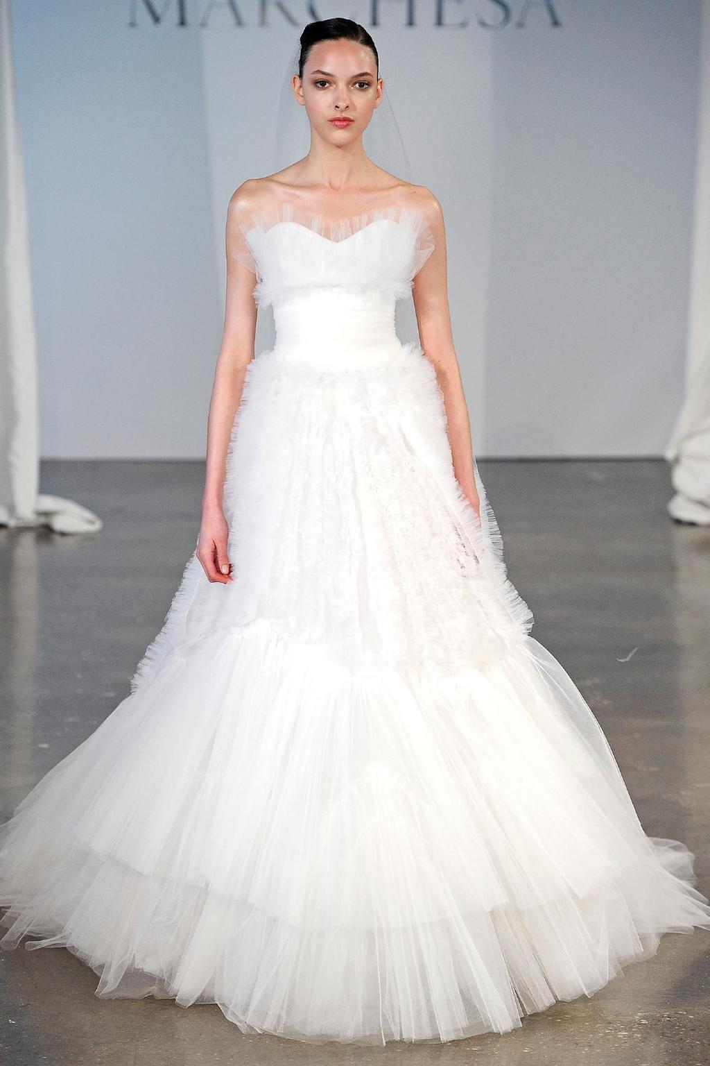 marchesa wedding dress uk marchesa wedding dresses Marchesa Wedding Dresses This Dress Is A Beautiful