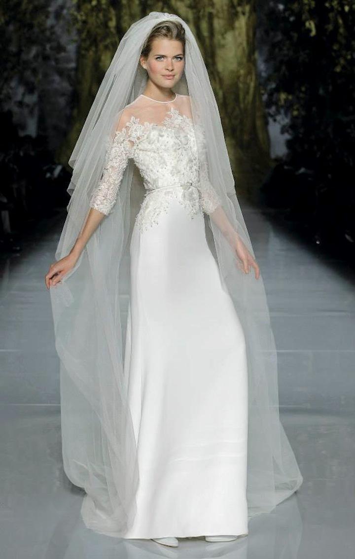 elie saab wedding dress pronovias bridal 3 elie saab wedding dress Elie Saab Wedding Dress Pronovias Bridal 3