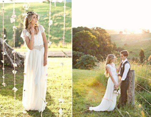 Medium Of Casual Beach Wedding Dresses