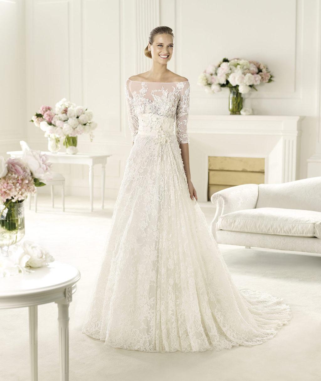 elie saab wedding dress pronovias bridal cignus elie saab wedding dress