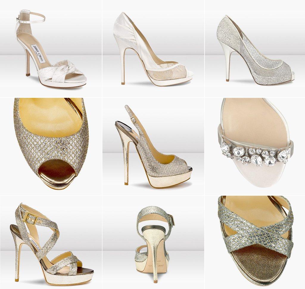 sparkly silver jimmy choo wedding shoes jimmy choo wedding shoes