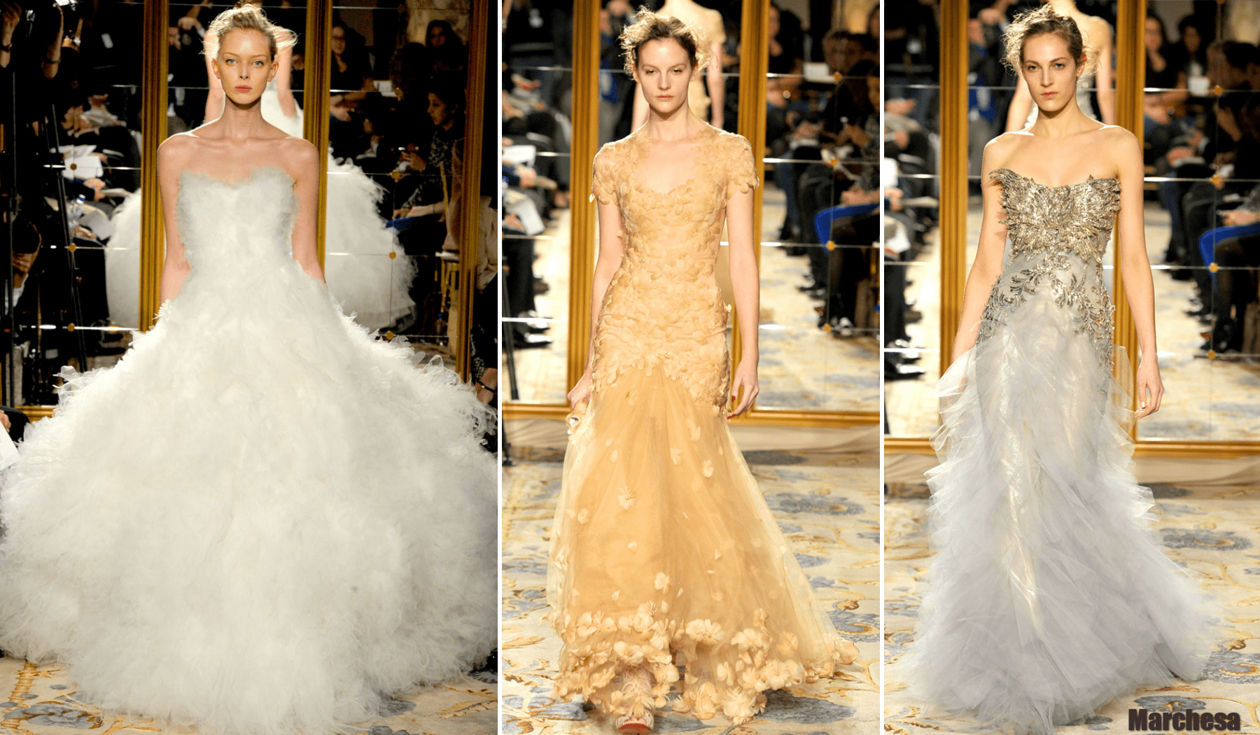 marchesa+wedding+dress+mermaid marchesa wedding dresses Wedding Dress Inspiration Marchesa