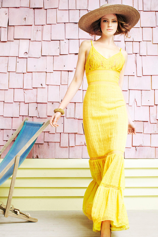 yellow dress for summer wedding summer dresses for weddings Yellow dress for summer wedding