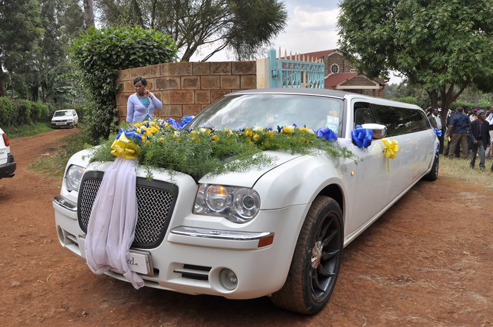 Nairobi wedding photographers and video coverage wedding limousine decoration ideas in nairobi junglespirit