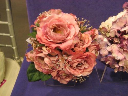 Starburst Wedding Bouquet