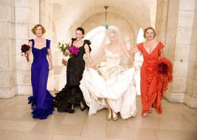 Bride&Bridesmaids