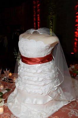 bride torso  from Cake Wrecks