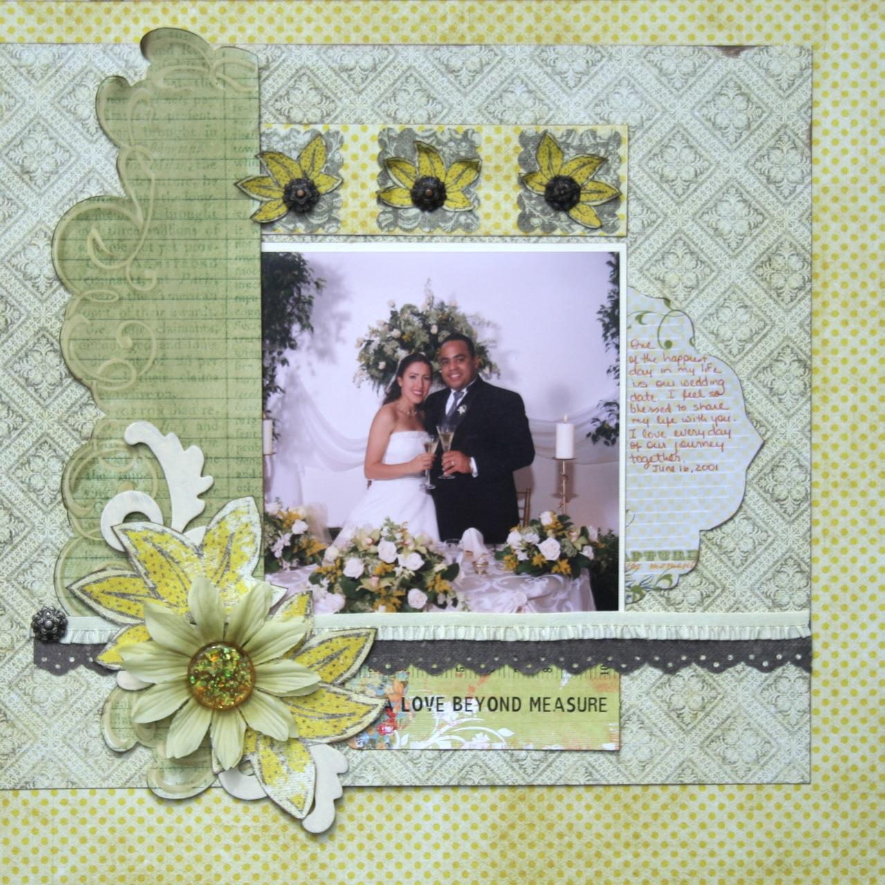 wedding scrapbook ideas wedding scrapbook Wedding Scrapbook Ideas