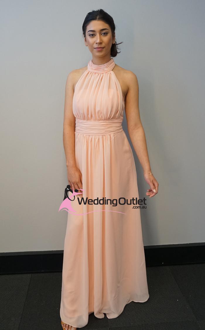 Fullsize Of Peach Bridesmaid Dresses