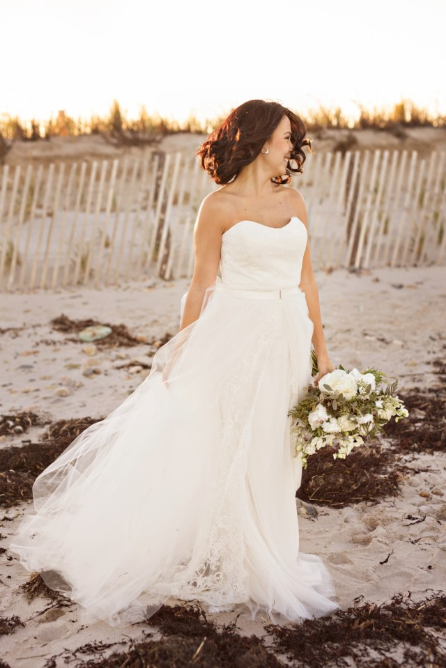 South Shore Wedding Photographer | Oceanside Wedding Inspiration