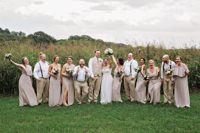 Nashville Wedding Photographer at Meadow Hill Farm