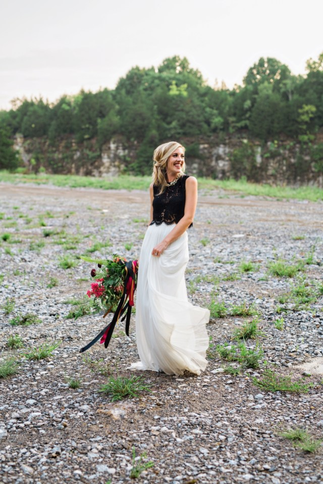 Graystone Quarry Wedding by Amilia Photography