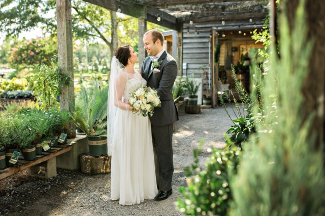 Long Hollow Gardens Wedding Photographer