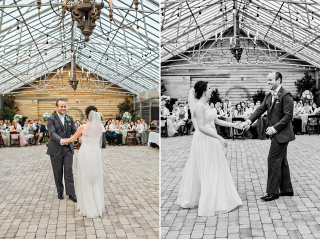 Nashville Wedding Photographer Greenhouse Wedding Long Hollow Gardens